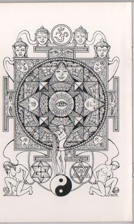Mandala b d b