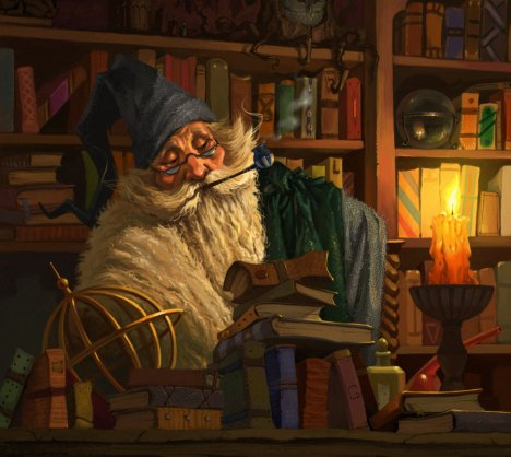 Wizard_by_Stefana_Tserk