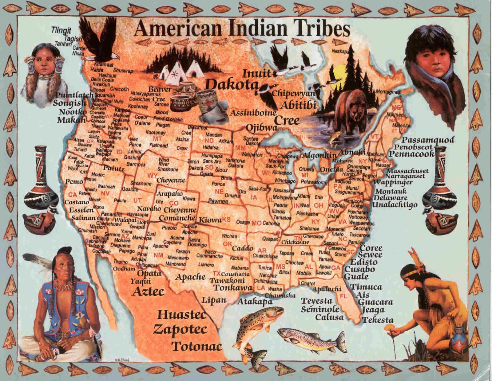 Not native enough