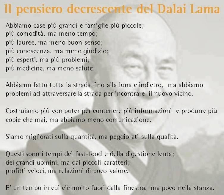 Popolare Detti Del Dalai Lama JO71 » Regardsdefemmes QJ43