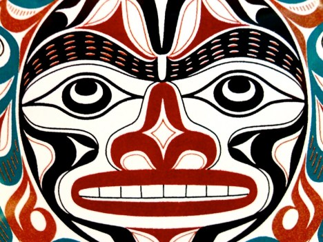 Alaska - Indian Painting