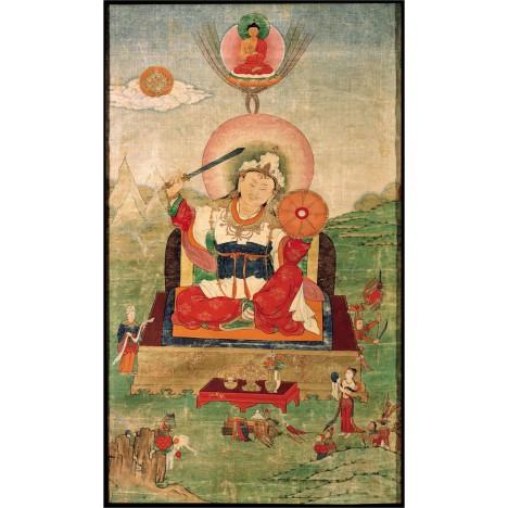 Shambhala-Sureshana--King-of-Shambhala-_G022_-11x17-vertical