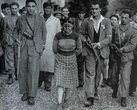 Giuseppina Ghersi 25 Aprile 1945.Una bambina di 13 anni violentata e uccisa dai partigiani per aver scritto un tema a favore del Duce.
