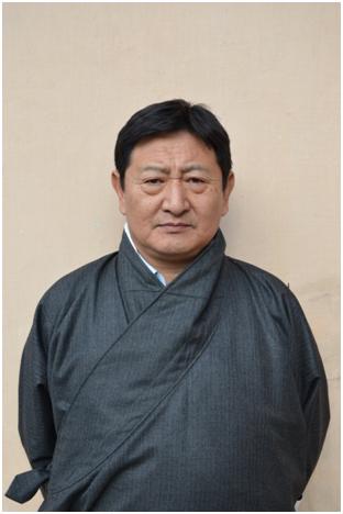 Dr Ngawang Tenzin
