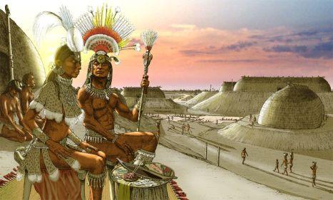 Calusa-Society-On-Top-of-World-Illustration-1-Credit-RRC-Florida-Museum-of-Natural-History