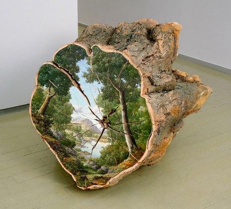 1-tronco-legno-decoupage