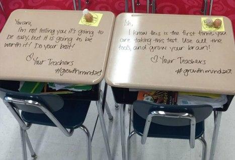 Table-Letter-Teacher-Donut